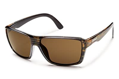 c287d154f2d26 ... Brown Lens The Suncloud Colfax Polarized Sunglasses