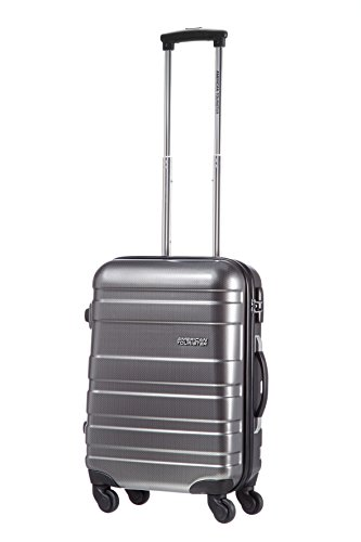 american-tourister-hand-luggage-pasadena-spinner-55-cabin-size-31-liters-check-black-silver-53193-26