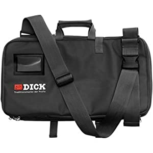 Dick Culinary Knife Bag Colour: Black