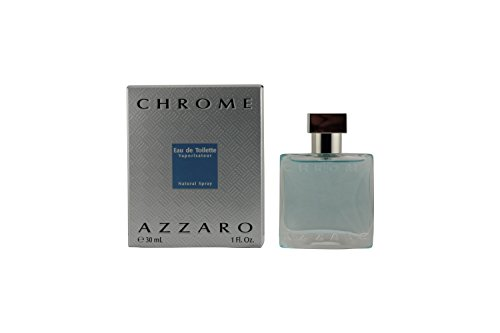 Azzaro Chrome Eau de Toilette 30 ml Spray Uomo