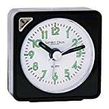 Mini Travel Alarm Clock Colour: Black