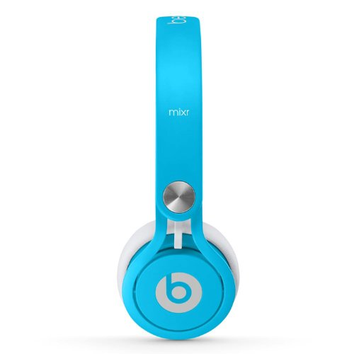 beats mixr neon blue headphones blue-collar BT ON MIXR N-BLU (Japan Import)