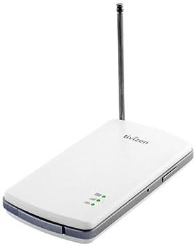 icube Tivizen nano;Blanc;La télévision TNT toujours avec soi Pour appareils Android et Apple Réception via Wi-Fi