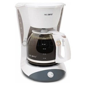 Sunbeam Products Inc 12C Wht Coffeemaker Dw12-Np Coffee Makers Drip 12 Cup +
