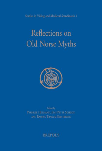 Reflections on Old Norse Myths (Studies in Viking and Medieval Scandinavia) (Studies in Viking and Medieval Scandinavia)
