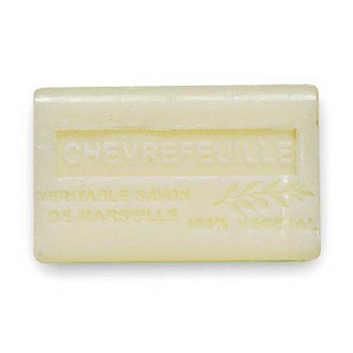 (南仏産マルセイユソープ)SAVON de Marseille ハニーサックルの香り(SP005)(125g)