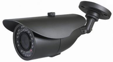 Evertech Cctv Infrared Security Camera   30 I...