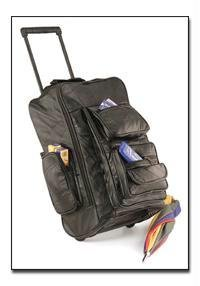 Embassy Genuine Leather Backpack / Cart