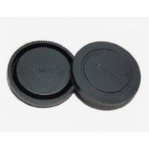 Maxsima - Bouchon avant et arrière pour Sony ALC-B1EM / ALC-R1EM. NEX-3, NEX-5, NEX-C3, NEX-7, VG10, NEX-VG20, NEX-FS100 Cameras.