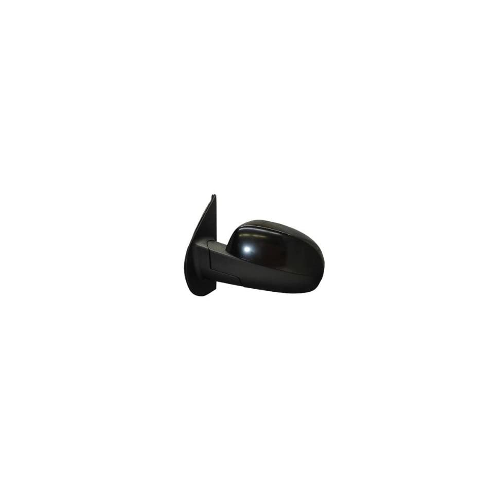 OE Replacement Chevrolet Suburban Driver Side Mirror Outside Rear View (Partslink Number GM1320336)
