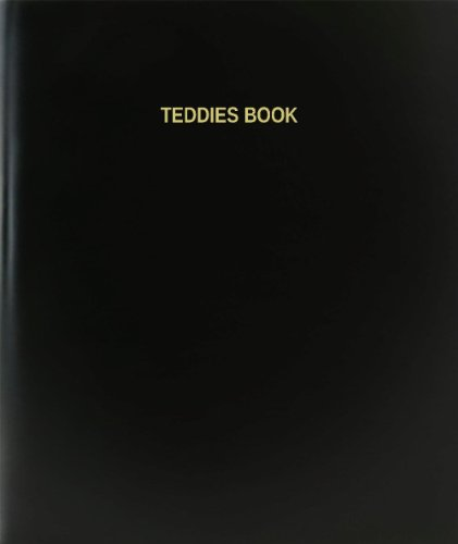 BookFactory® Teddies Book - 120 Page, 8.5