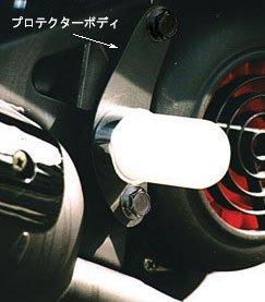 ベリアル (BURIAL) チャンバープロテクター2 SV ライブDIO H01-91-00