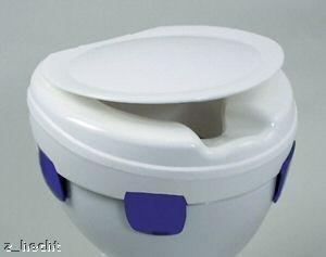 WC Sitzerhöhung mit TÜV Prüfzeichen