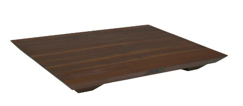 John Boos 20 By 15 By 1-Inch Walnut Fusion Board