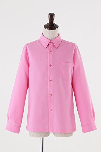 4961524619979 コスプレ 衣装 ACOSオリジナル Yシャツ(ピンク)/サイズ-L