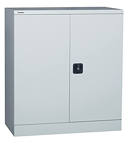 Blue Box 40-Inch Steel Cupboard - Grey