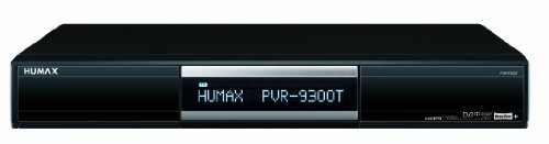 Humax PVR9300T 500GB Freeview+ Standard Definition Digital TV Recorder
