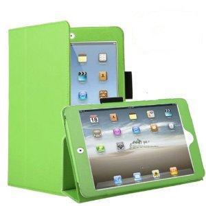 Bingsale Étui transformable en cuir PU pour Apple iPad mini avec stylet et porte-stylet