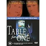 "A Table for One [Australien Import]von ""Ron Senkowski"""