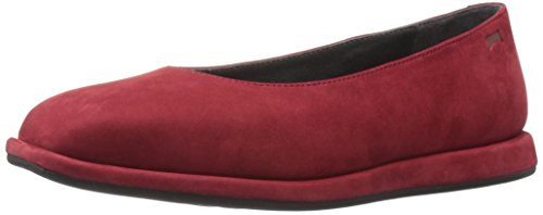 Camper Women's Fidelia Mary Jane Flat, Red, 39 EU/9 M US (Camper Mary Jane compare prices)