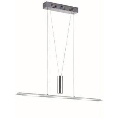 stimmungsvolle esszimmer beleuchtung mit led pendelleuchten h henverstellbar. Black Bedroom Furniture Sets. Home Design Ideas