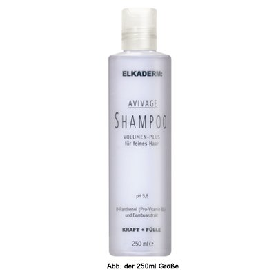 Elkaderm - Avivage Volumen-Plus Shampoo Elkaderm - Avivage Volumen-Plus Shampoo - 50 ml