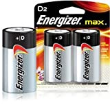 D Size Alkaline Battery