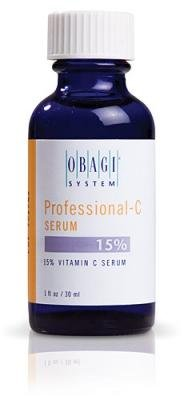 Obagi Professional-C Serum 15% - 1 fl oz / 30 ml (For all skin types)