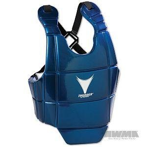 ProForce Lightning Bodyguard Chest Gear - Blue - Small (Bodyguard Gear compare prices)