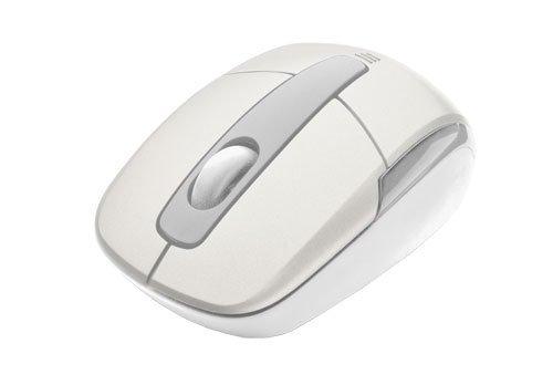 Trust Wireless Mini Travel Mouse – White