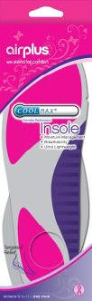 Airplus Cool Max Insole - Ladies - Inc FREE PERFORMANCE SOCKS