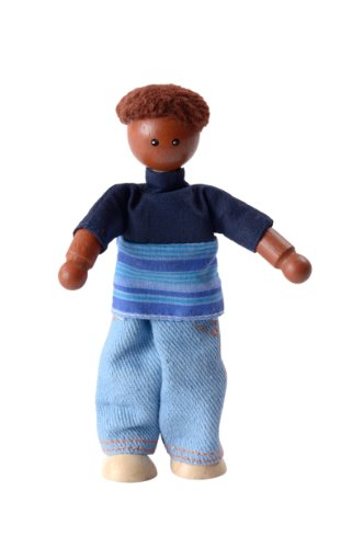 Plan Toys Hispanic Dad Doll - 1