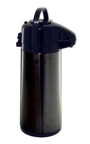Update International NVAP-22BK Stainless Steel Val-U-Air Push-Button Regular Coffee Air Pot, 74-Ounce handbook of international economics 3