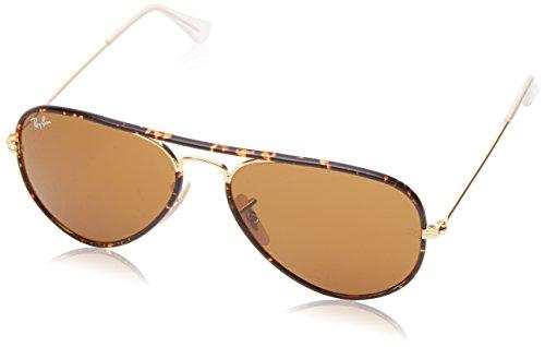 Ray-Ban-Mens-Aviator-Full-Color-Aviator-Sunglasses