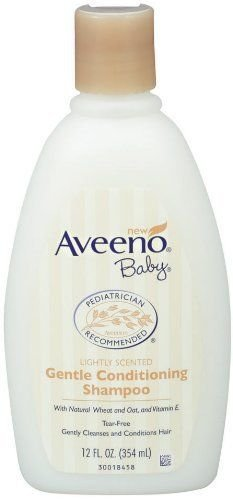 Aveeno-Gentle-Conditioning-Baby-Shampoo-12-Ounce-Pack-of-2-Newi