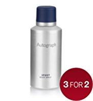 Autograph Anti-Perspirant Body Spray 150ml