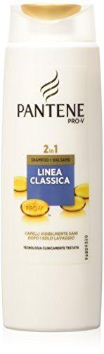 Shampoo Pantene Classic 2 in 1, 250 ml