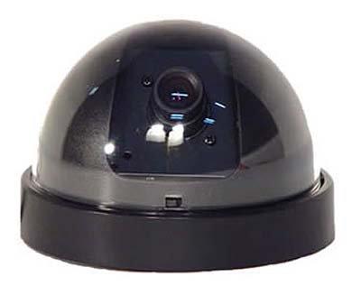 Mini Dome Color Wired Surveillance Camera