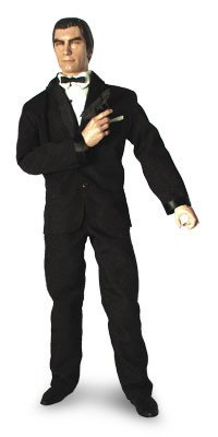 Picture of toynk Sideshow License to Kill - Timothy Dalton James Bond Figure (B0011FPAUS) (toynk Action Figures)