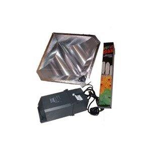Maxibright 1000W Diamond Reflector, Compact Ballast, Complete Kit