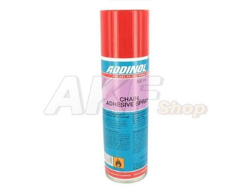 ADDINOL Kettenhaft-Spray / Kettenspray, teilsynthetisch, 400 ml Spraydose