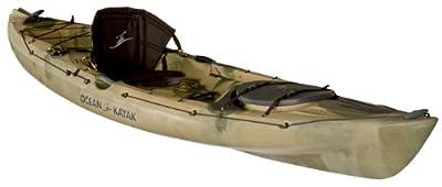 01.6460.0190-Parent Old Town Canoes & Kayaks Vapor 12 Angler Recreational Fishing Kayak