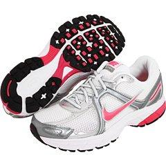 NIKE Schuh Frauen Citius+ 3, weiß/pink, 7,5