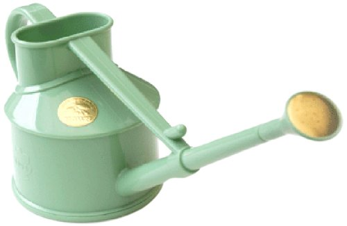 Haws Handy or Children's 0.7-litre Watering Can, Sage Green