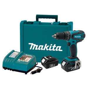 Makita LXPH01A 18-Volt LXT Lithium-Ion Cordless 1/2-Inch Hammer Driver-Drill Kit