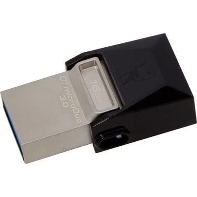 Kingston DT microDuo USB3.0 OTG 16GB Pen Drive