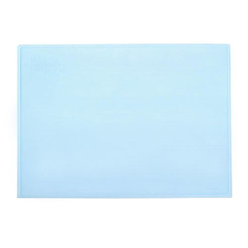 Momo Baby Skid-proof Silicone Placemat, Blue