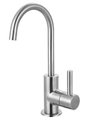 Franke DW13050 Kitchen Series Little Butler Point-of-Use Faucet, Cold Only, Stainless Steel (Franke Stainless Steel Cleaner compare prices)