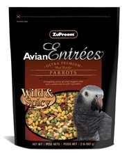 Image of Avian Entrees Wild & Spicy Parrot 2lb (B0055PBY8C)