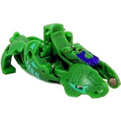 Bakugan B2 New Vestroia LOOSE Single Figure Zephyroz (Green) Verias
